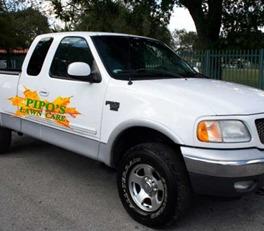 Pipo's Fleet Truck